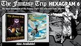 Hexagram #6, an Old-School RPG Zine for The Fantasy Trip thumbnail