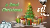 a Smol Christmas - 3d Printable Holiday thumbnail