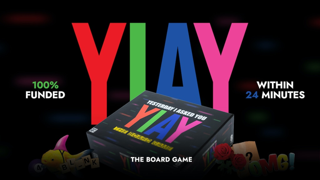 YIAY: The Board Game project video thumbnail