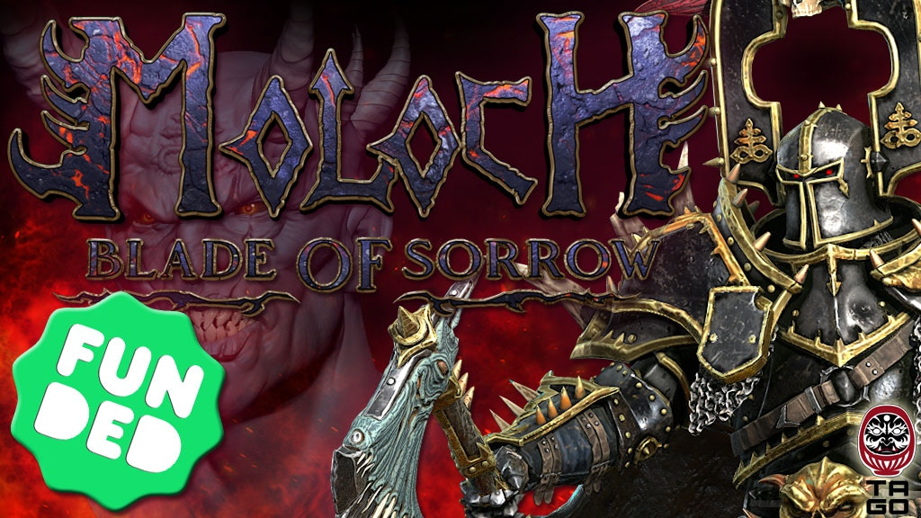 Moloch, blade of sorrow project video thumbnail