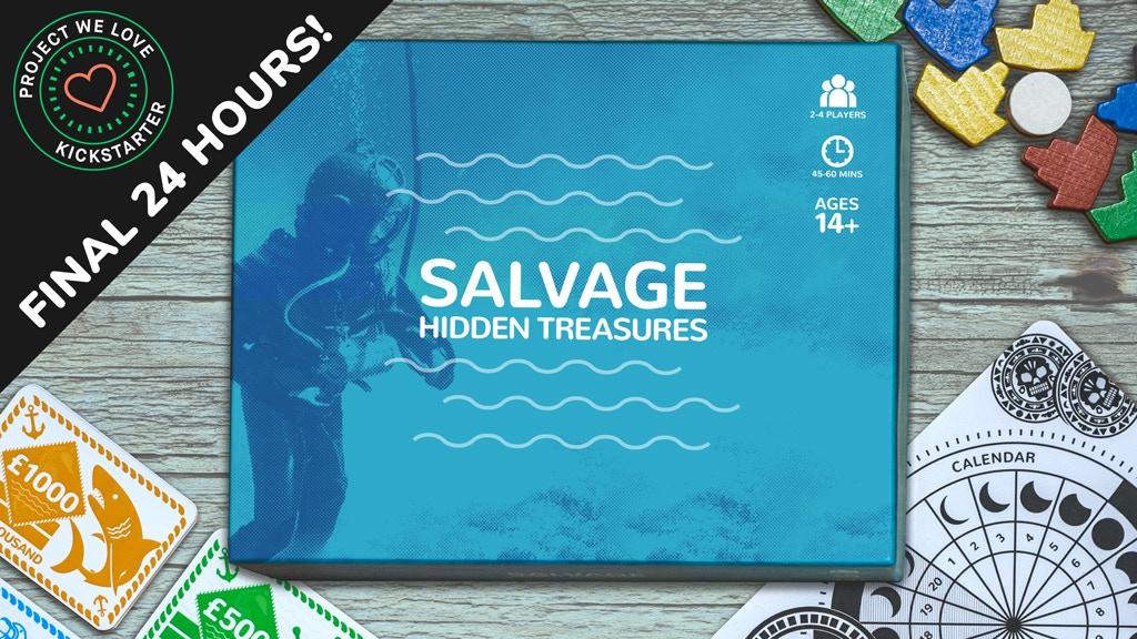 Salvage Hidden Treasures project video thumbnail