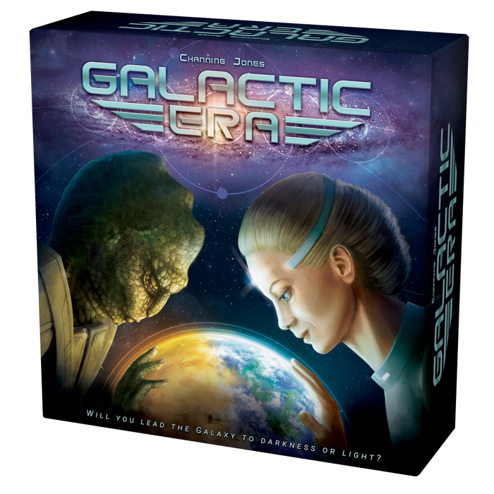 an innovative, epic space strategy boardgame about Darkness and Light for 1-6 players.Post-campaign pledges are now available (click on button below)!