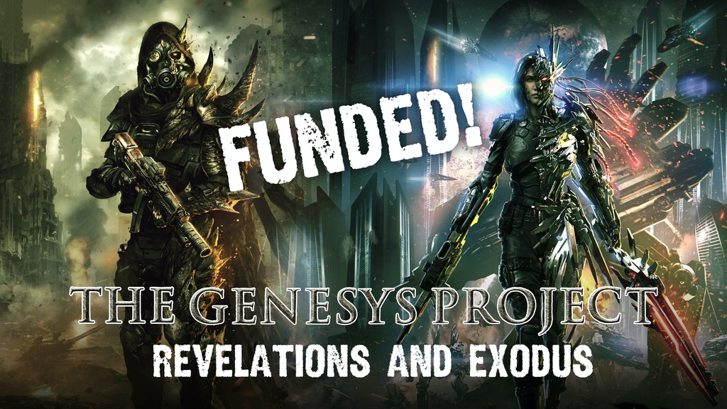 Project image for The Genesys Project: Revelations and Exodus