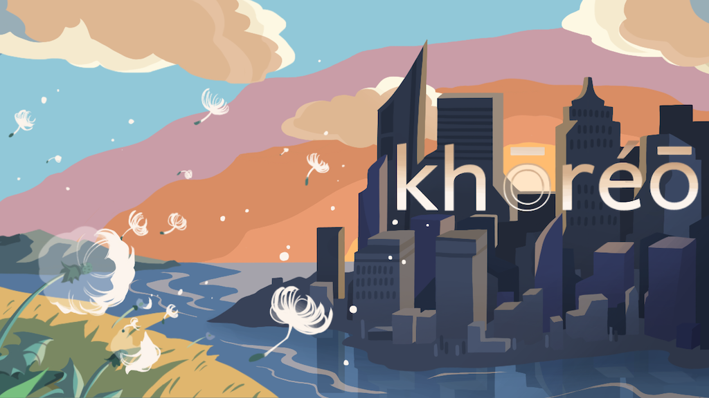 Project image for khōréō: a new magazine of speculative fiction