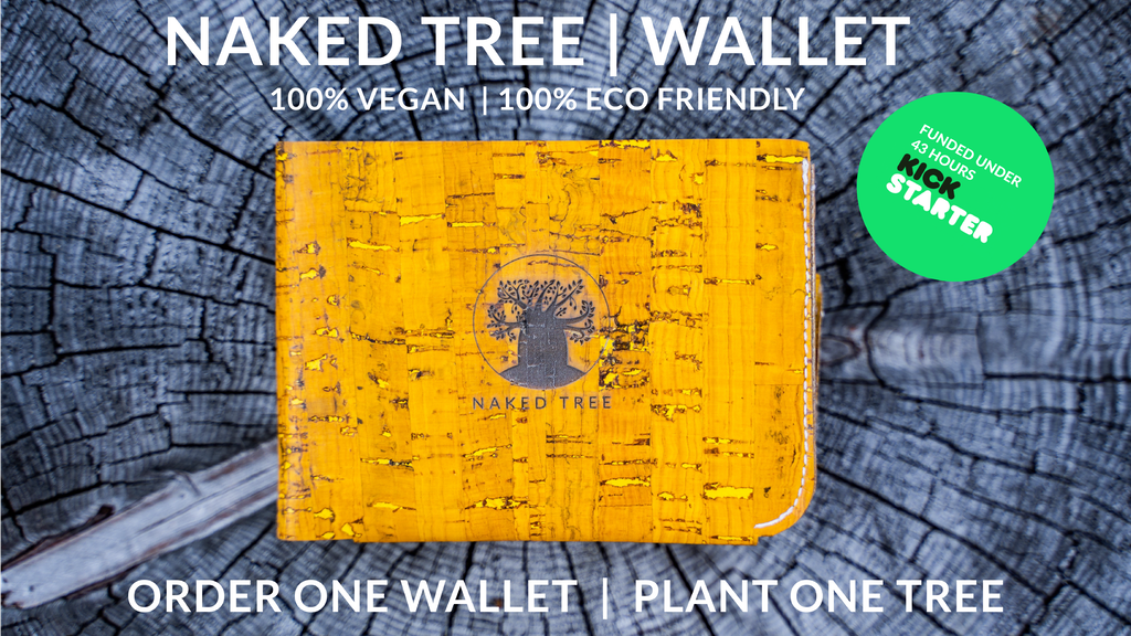 NAKED TREE | WALLET