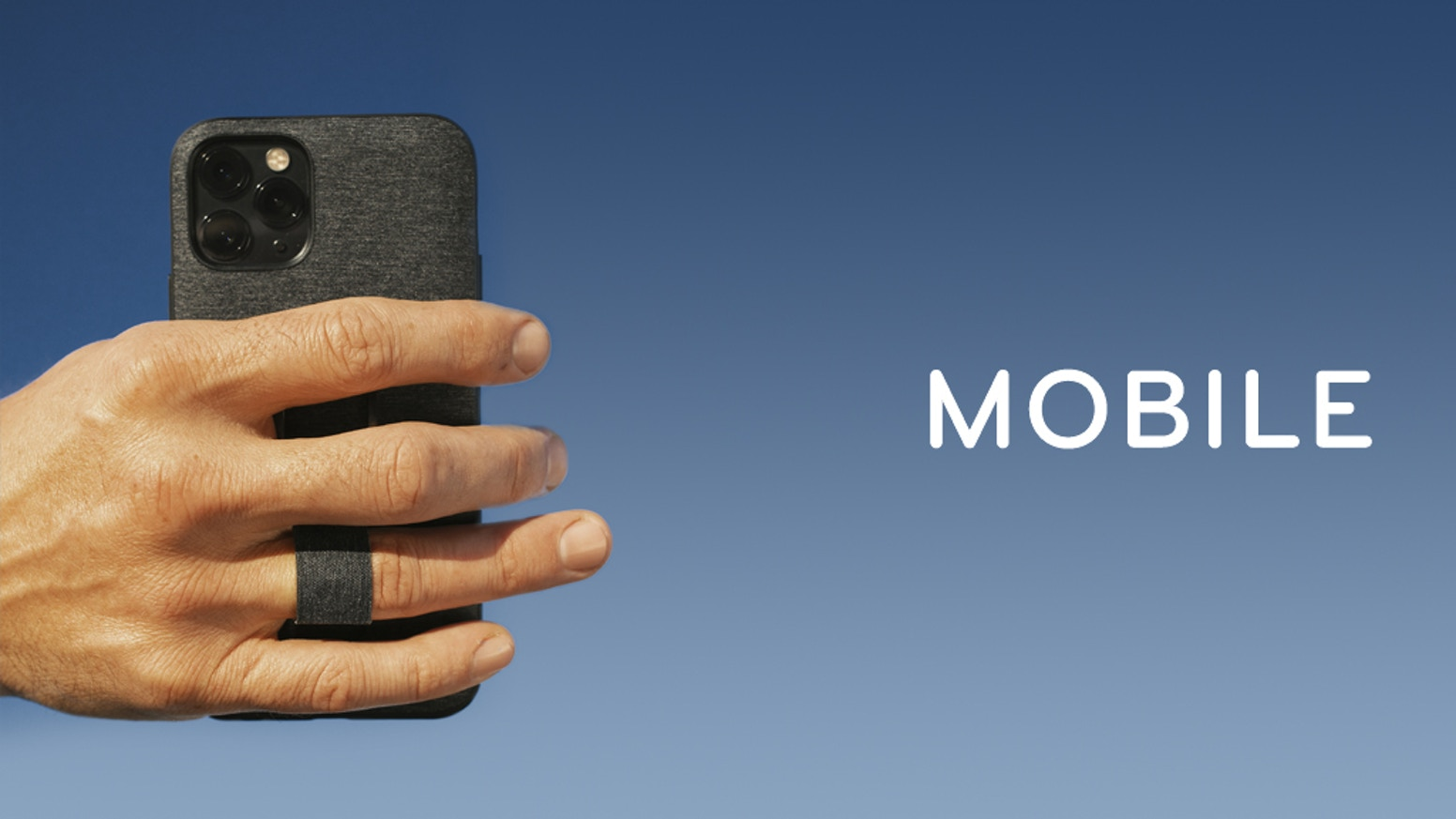 Mobile: A phone case that does more, with zero bulk.