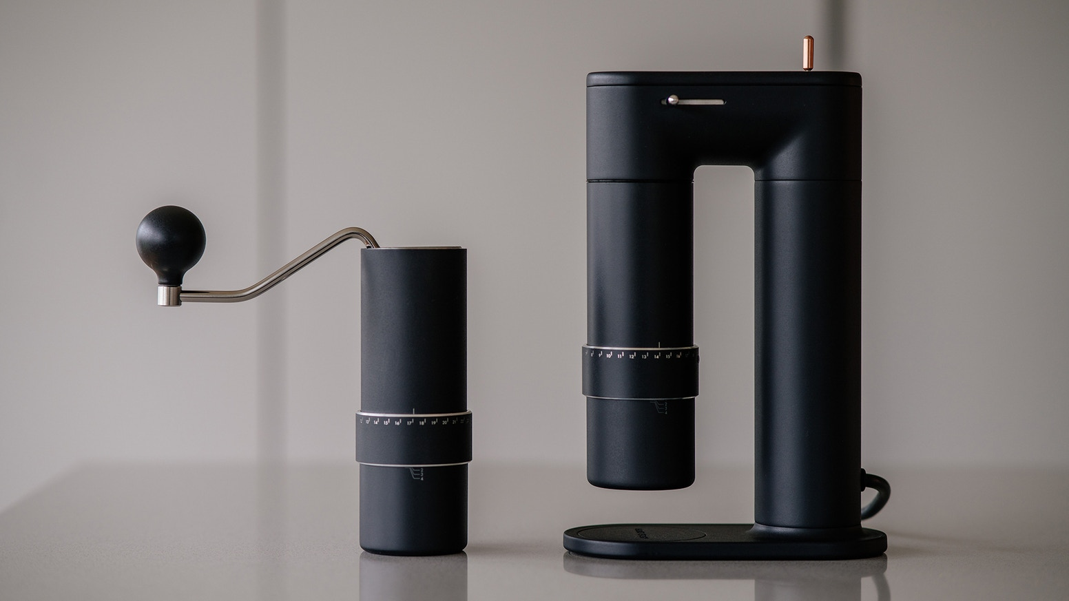 ARCO 2-in-1 Coffee Grinder