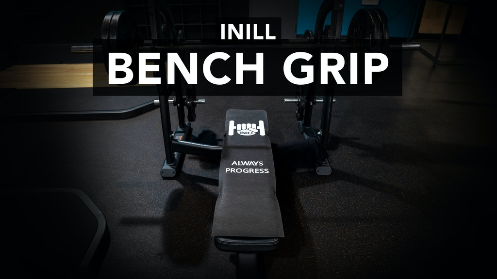 Bench Press Pad Grip Mat