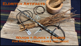 Eldritch Artifacts: Wands and Runes for Games and Magic thumbnail