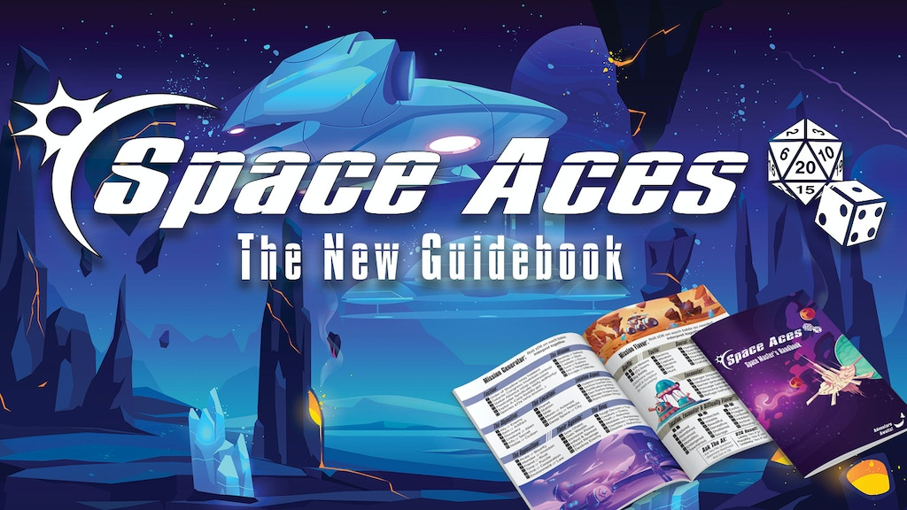 Space Aces: The New Guidebook