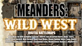 Meanders 5: WILD WEST Digital Battlemaps for Tabletop RPG thumbnail