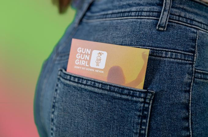 Gun Gun Girl