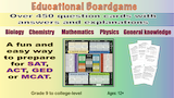 Educational boardgame on Science, Math and General Knowledge thumbnail
