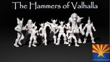 The Hammers of Valhalla - Norse Fantasy Football Team thumbnail