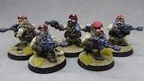 Sci-Fi Dwarves Command Squad thumbnail