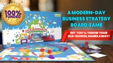 Moonpreneur - The Ultimate Business Strategy Game thumbnail