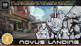 Novus Landing - 3D Printable Tabletop Models thumbnail