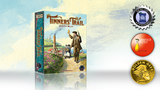 Tinners' Trail - a game by Martin Wallace thumbnail