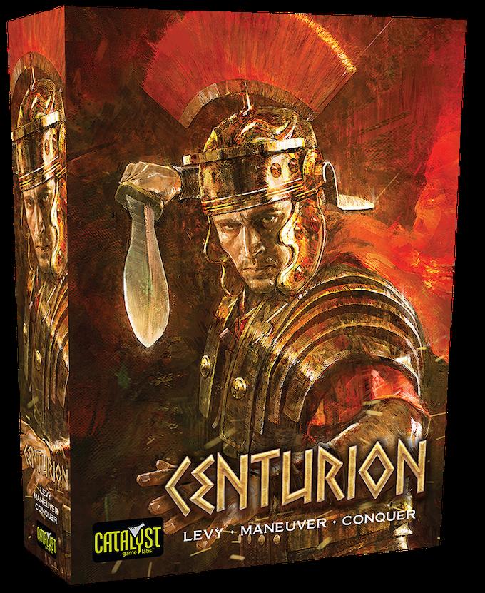 Centurion Box art