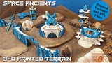 Space Ancients Tabletop Terrain Set thumbnail