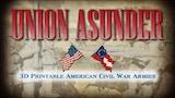 Union Asunder: 3D-Printable American Civil War Armies thumbnail