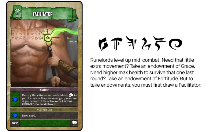 Runelord Card