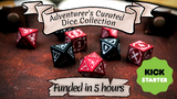 Adventurer's Curated Dice Collection by Level Up Dice thumbnail