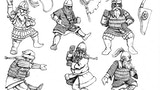 28mm Multi-Part Dwarven Cavalry Miniatures By Satanic Panic thumbnail