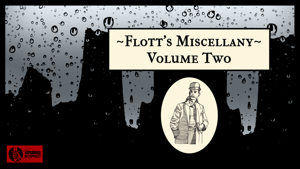 Flott's Miscellany Volume Two