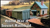 World War II Soviet Railroad thumbnail