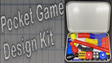 Pocket Game Design Kit - A Make 100 Project thumbnail