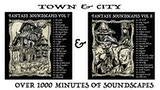 "Fantasy Soundscapes Vol 7 & 8 ""Town and City"" thumbnail"