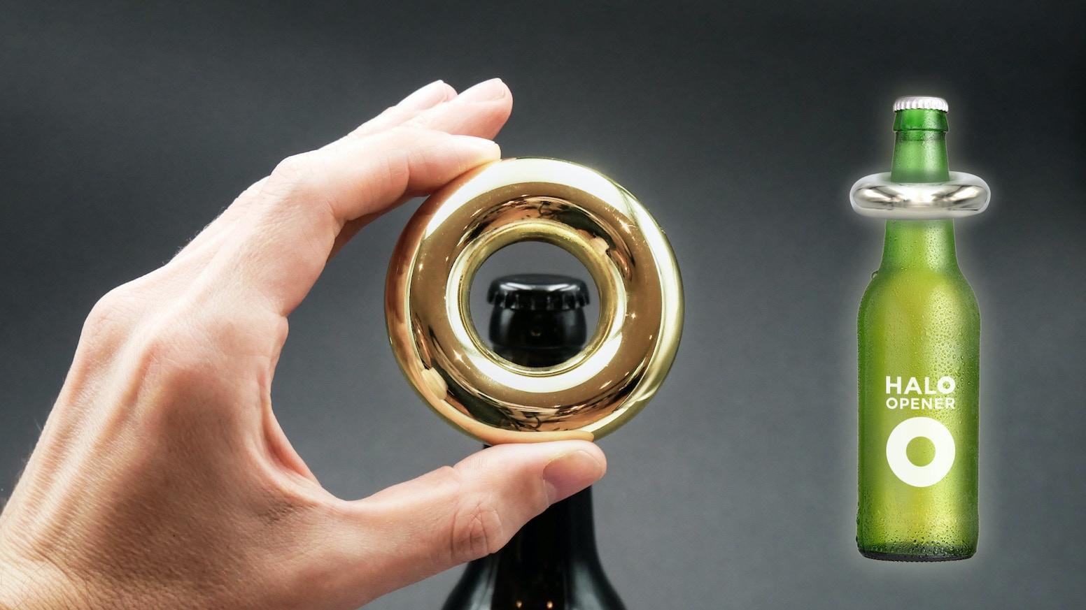 Halo The Bottle Opener Reborn By Typica Kickstarter