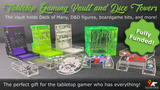 Tabletop Gaming Vault and Dice Towers thumbnail