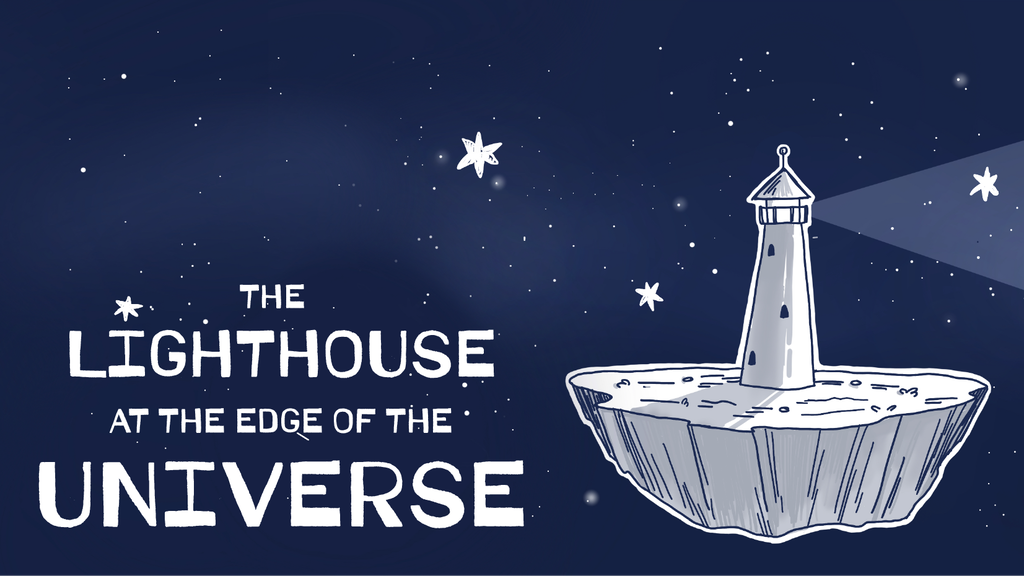 The Lighthouse At The Edge Of The Universe - Solo RPG