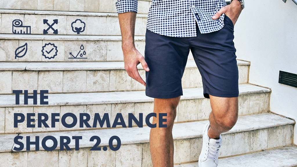 The Next Generation Performance Shorts