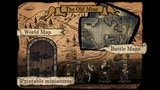 The Old Mine - RPG Adventure. Dungeon Battle Maps + Minis thumbnail