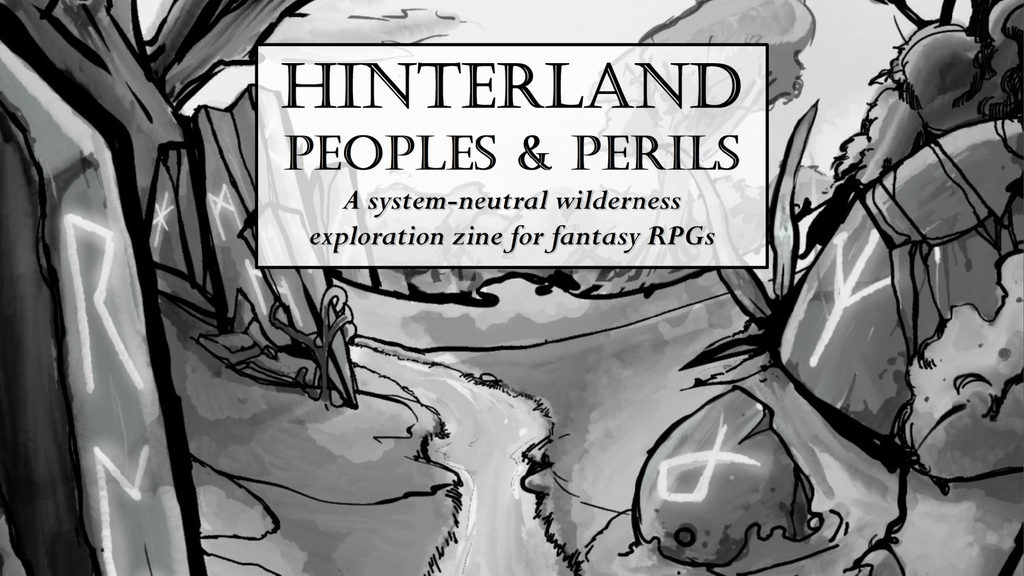 Hinterland: Peoples and Perils
