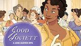 Good Society: A Jane Austen RPG - Reprint & New Deck thumbnail