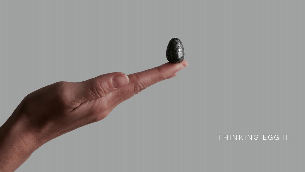 Thinking Egg II | It's Time To Slow Down