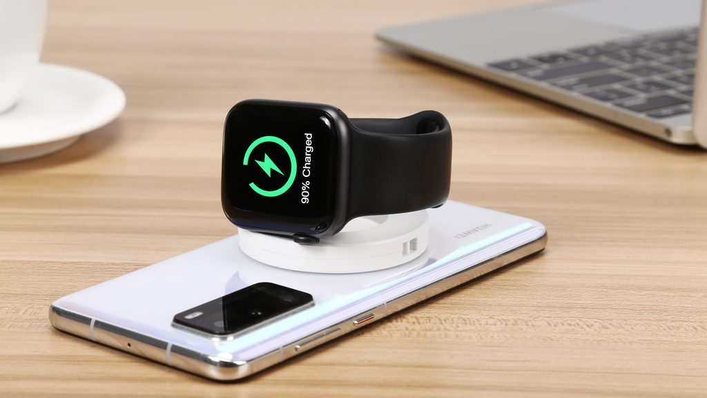 MagBrother: Portable Apple Watch Magnetic Charging Dock