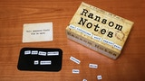 Ransom Notes: The Ridiculous Word Magnet Game thumbnail