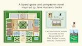 Saving Mansfield Park, a Jane Austen Board Game & Book thumbnail