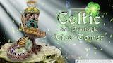 3D Printable Celtic Dice Tower thumbnail
