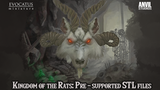 Kingdom of the Rats: Pre-supported STL files thumbnail