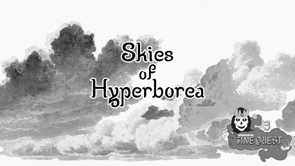 Skies of Hyperborea