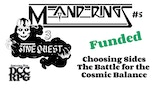 Zine Quest - Meanderings #5 thumbnail