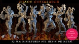 Chaos Pact Cheerleader Team: Fantasy Football // Blood Bowl thumbnail