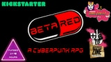 Beta Red - A Cyberpunk-Genre RPG (Zine Quest 3) thumbnail