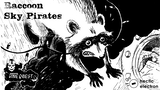 Raccoon Sky Pirates – Zine Quest thumbnail